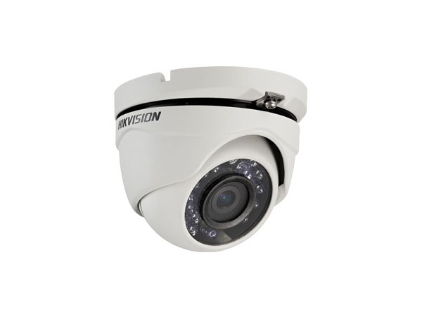 Camera HDTVI 2.0MP Dome Hikvision DS-2CE56D0T-IRM